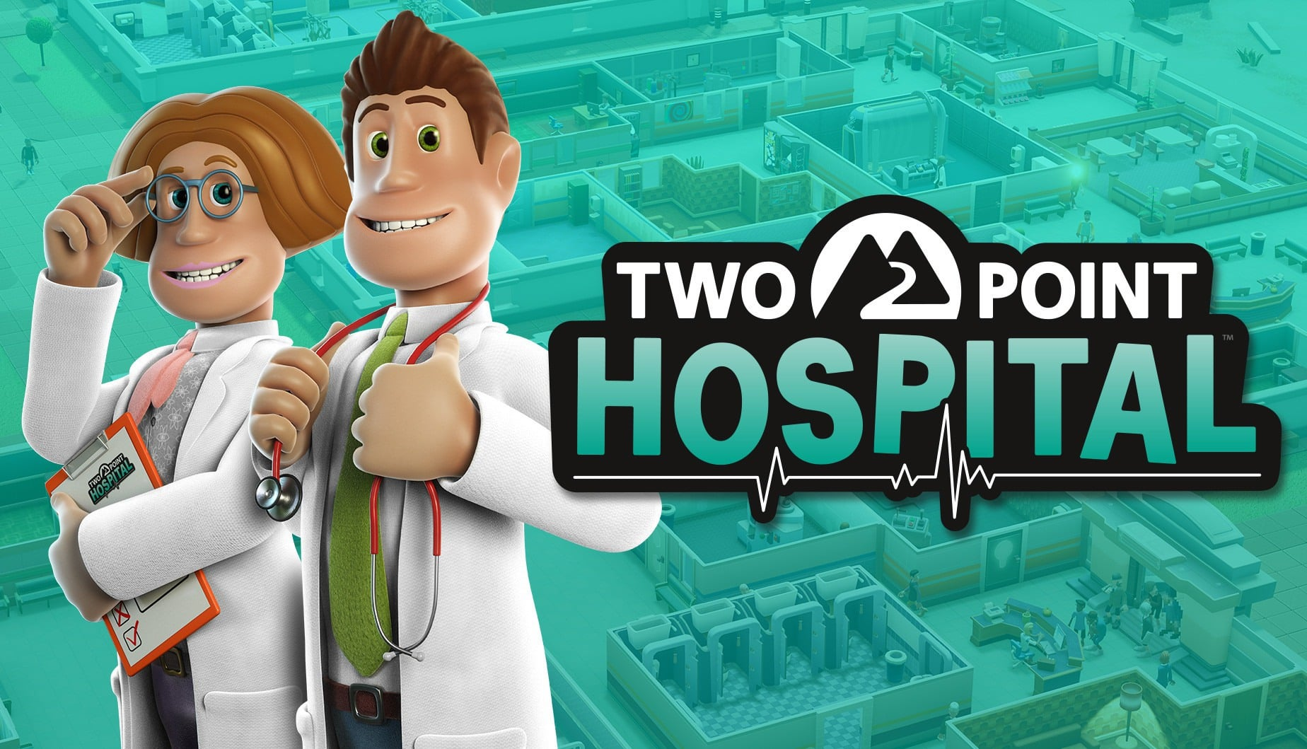 Two Point Hospital Consoles