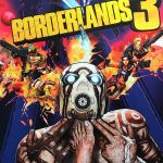 Unused Borderlands 3 Cover Art Reveal Giant Feet, Babies and Guns for Heads
