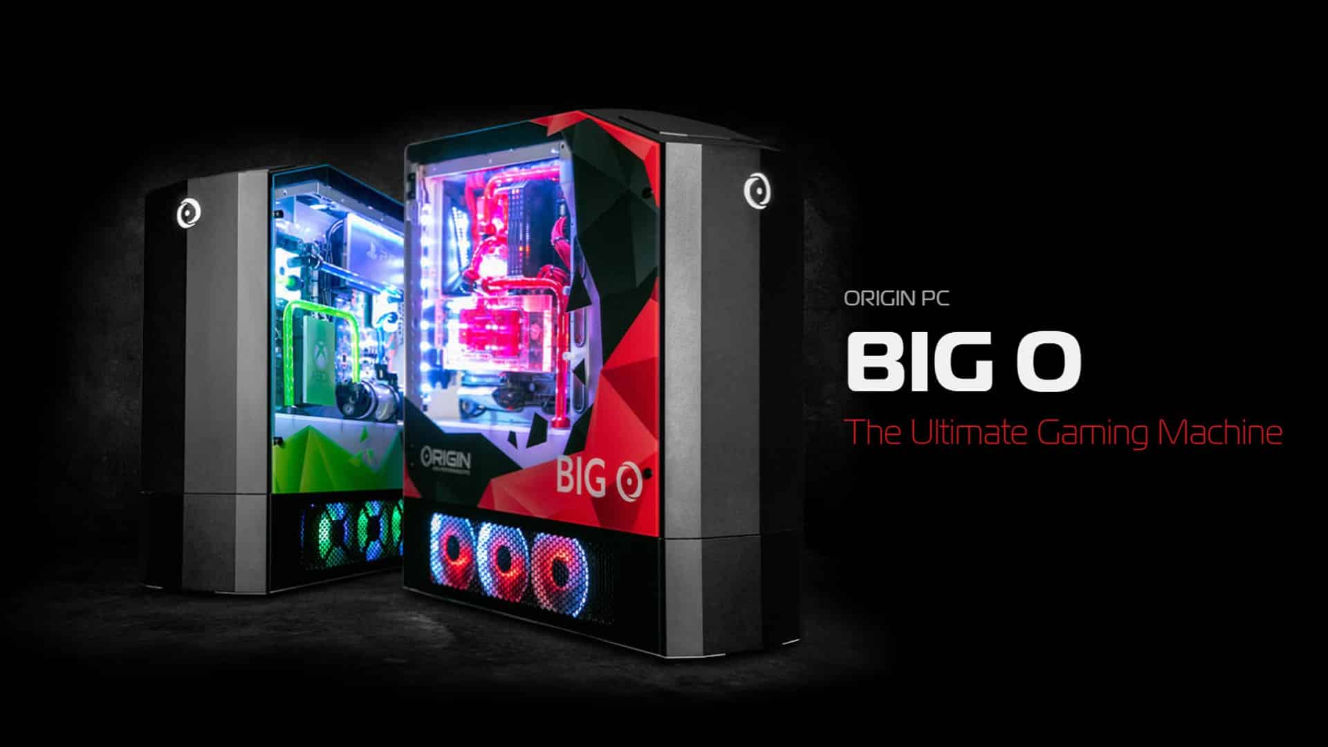 Big O Gaming machine