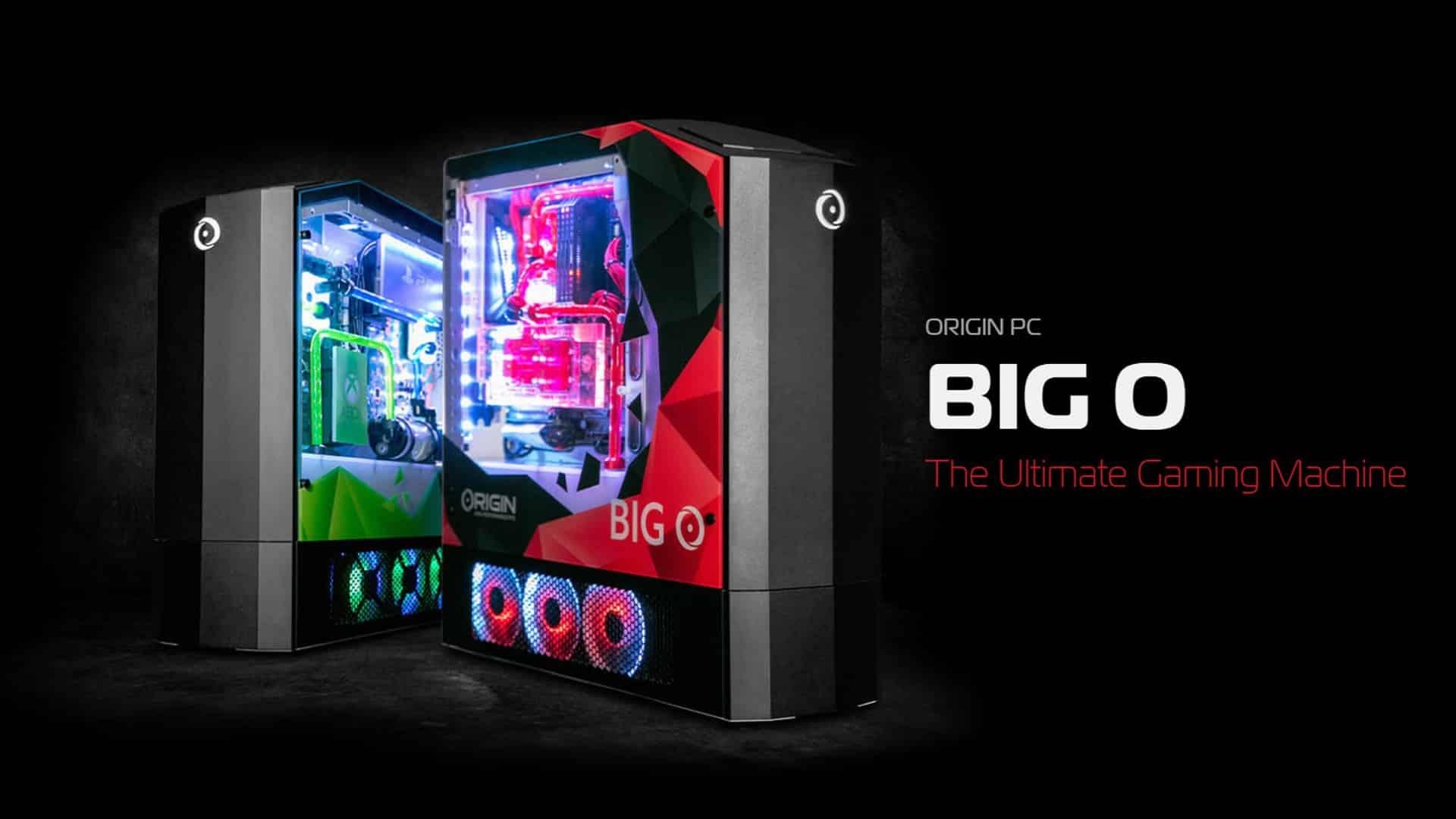 Big O Gaming machine