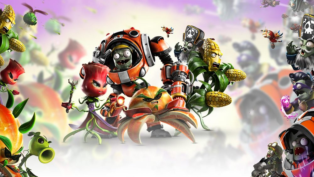 Plants Vs Zombies: Garden Warfare 3