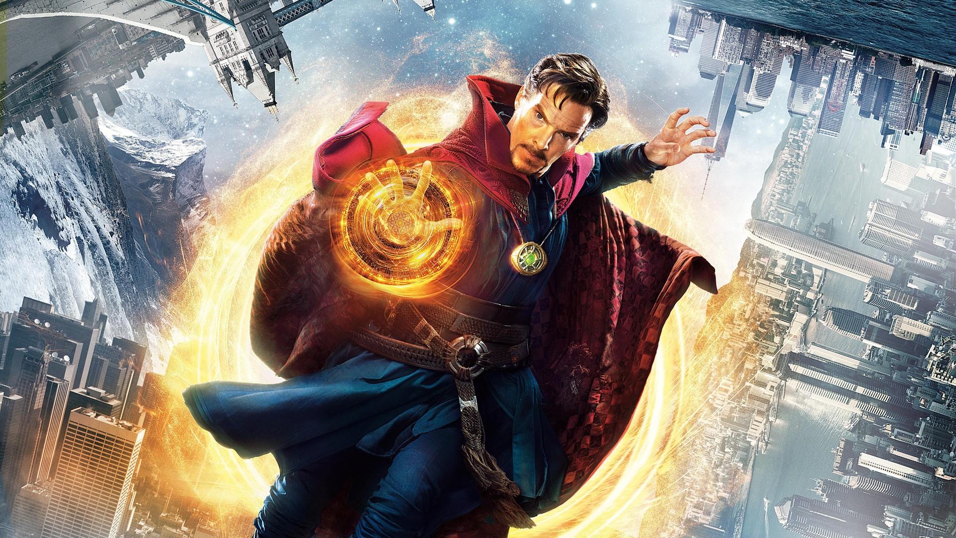 New Marvel Film Dr Strange 2