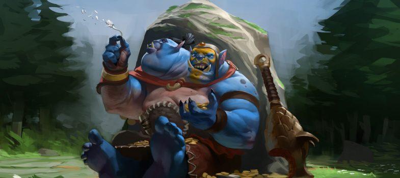 Ogre Magi Beats Down Windranger to Win The Arcana Vote at TI9