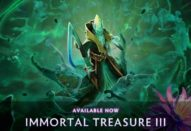 Immortal Treasure 3 Dota 2