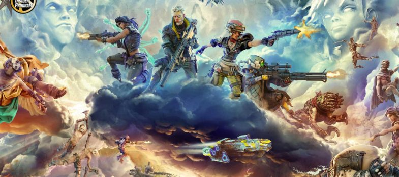 Borderlands 3 End-Game Content Detailed and New Trailer Released