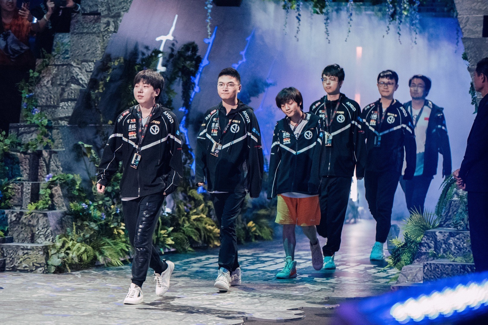 TI9 Day 5 Fantasy Roster The International 2019