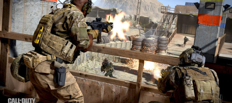 Play Modern Warfare Multiplayer Alpha For Free on PS4 This Weekend