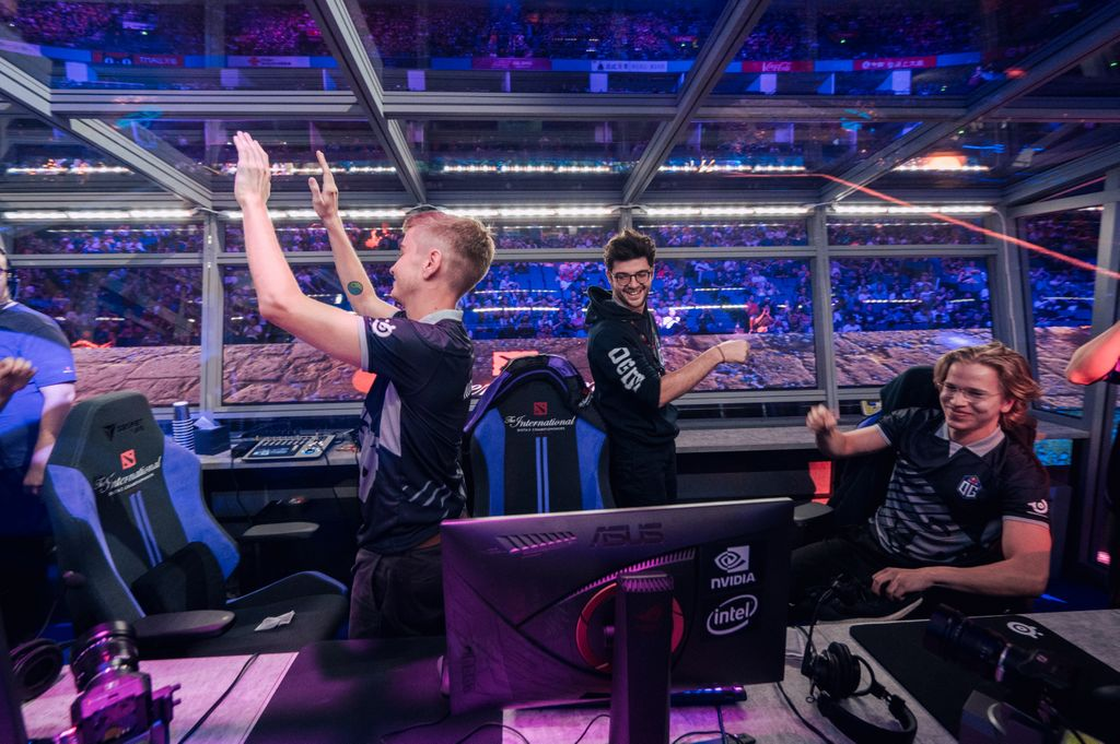 TI9 Day 3 results The International 2019