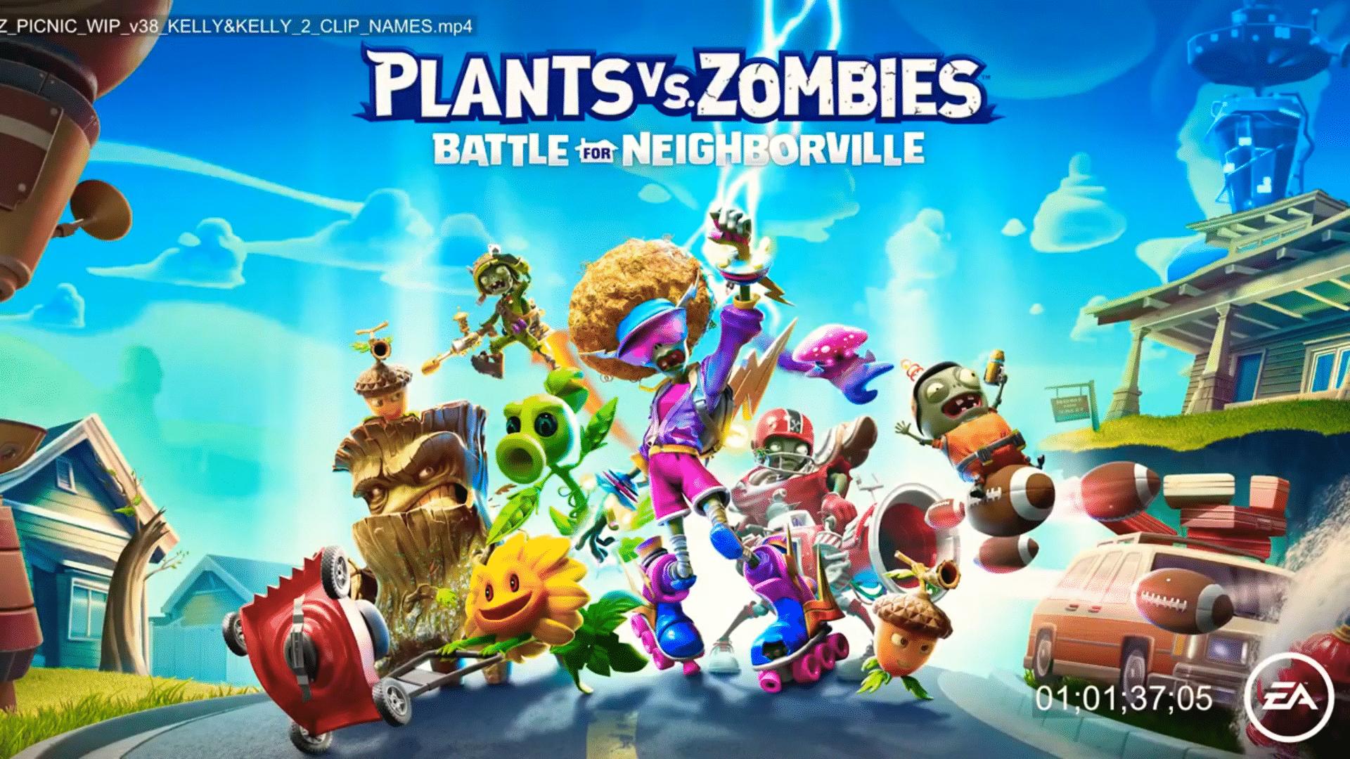Plants Vs Zombies: Battle for Neighborville
