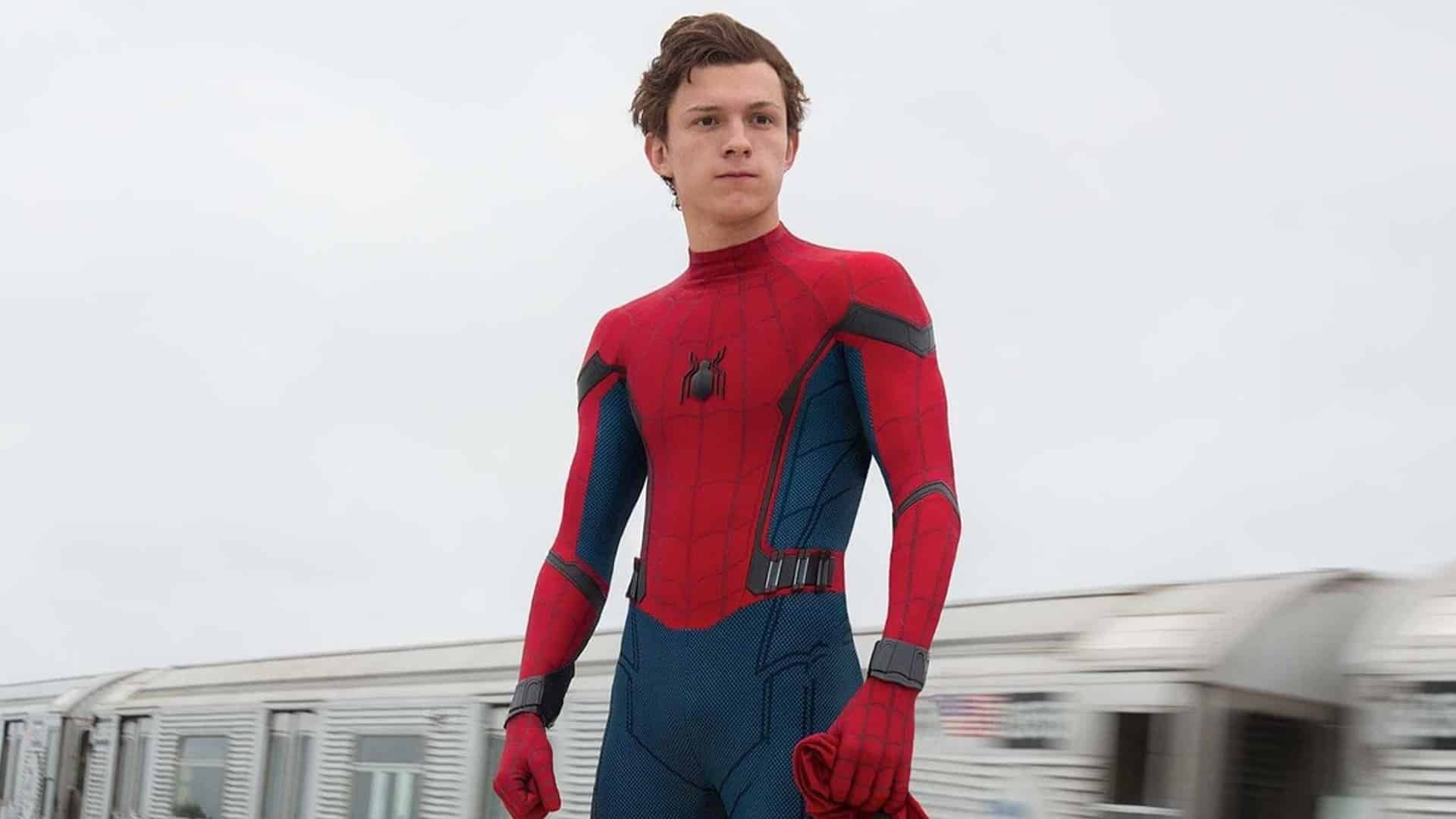 Spider-man Tom Holland MCU
