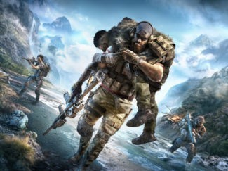 Ghost Recon Breakpoint Ghost War