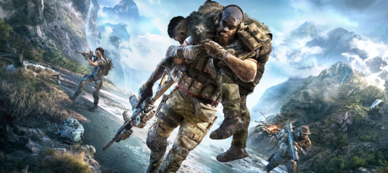 Ghost Recon Breakpoint Ghost War PvP Multiplayer Mode Revealed