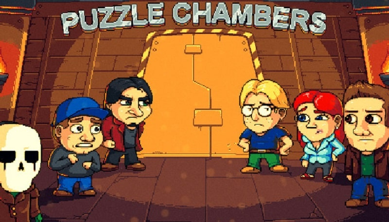 free game puzzle chambers
