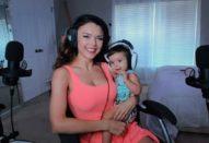 Twitch Breastfeeding