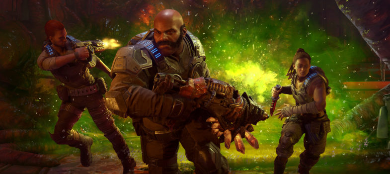 Gears 5 Horde Mode First Gameplay Revealed