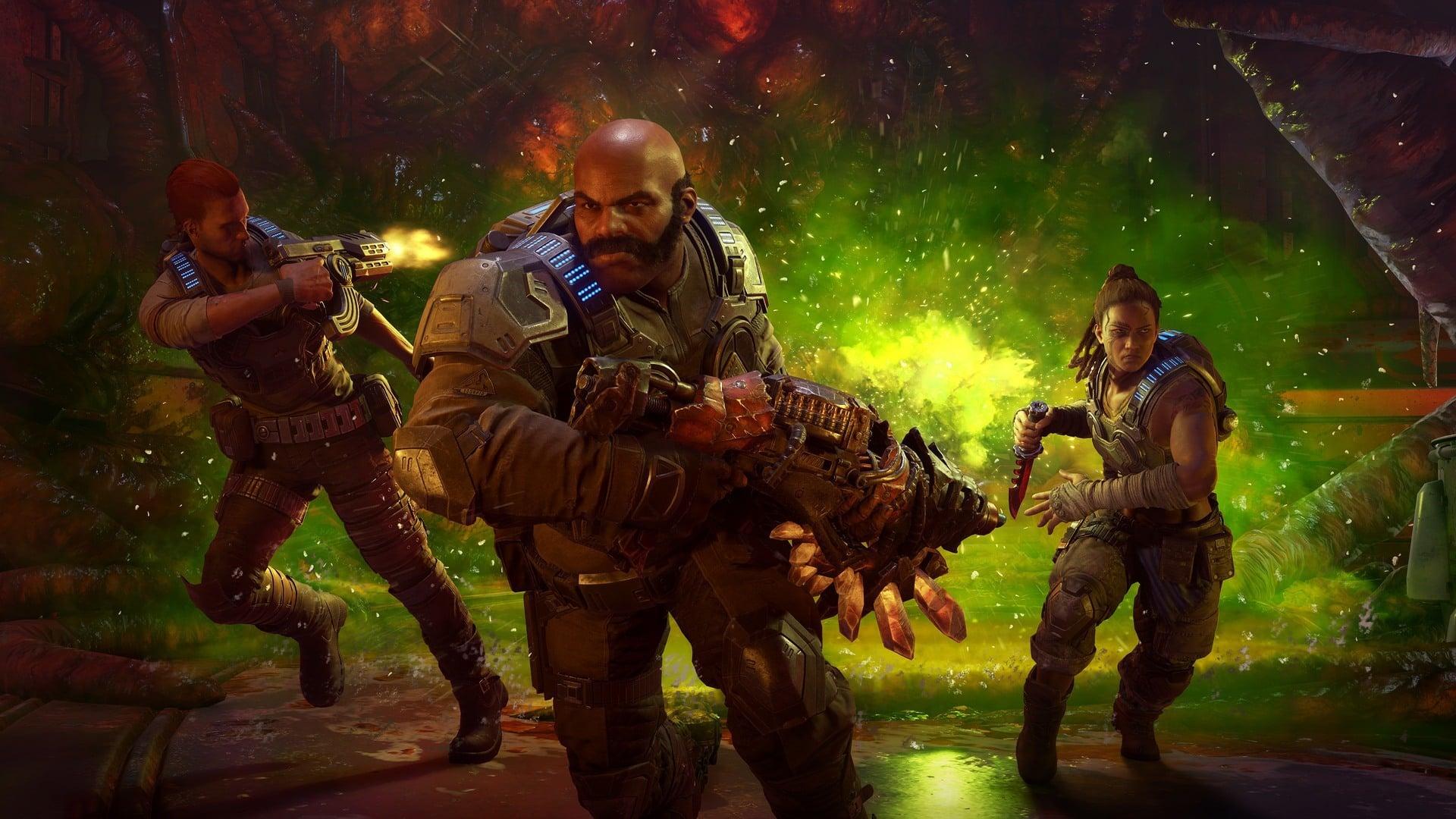 Gears 5 Horde Mode Inside Xbox