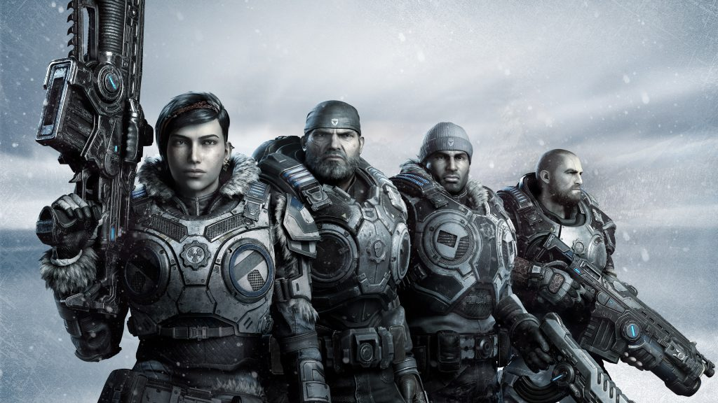 Gears 5 on PC settings