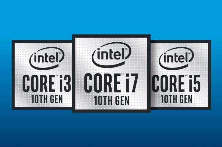 Intel Reveals New 10th Gen Comet Lake Processors