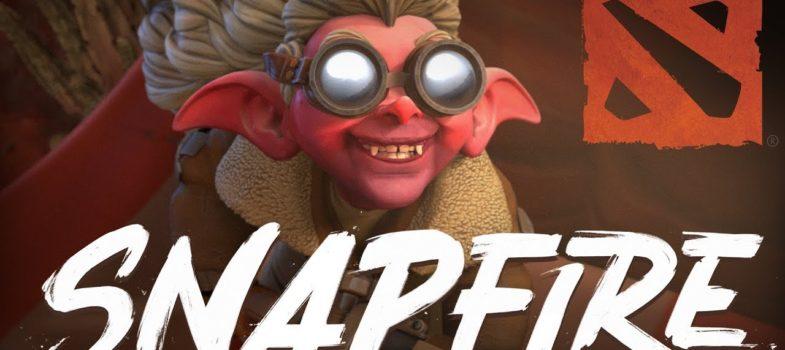 Valve Reveals New Dota 2 Hero Called Snapfire