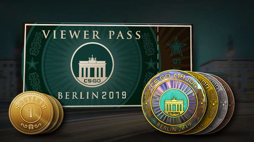 CS: GO StarLadder Berlin Major