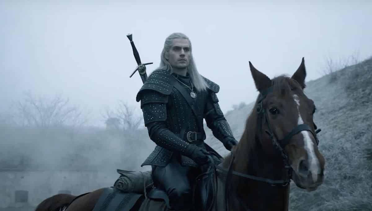 The Witcher Release Date netflix Henry Cavill Geralt of Rivia