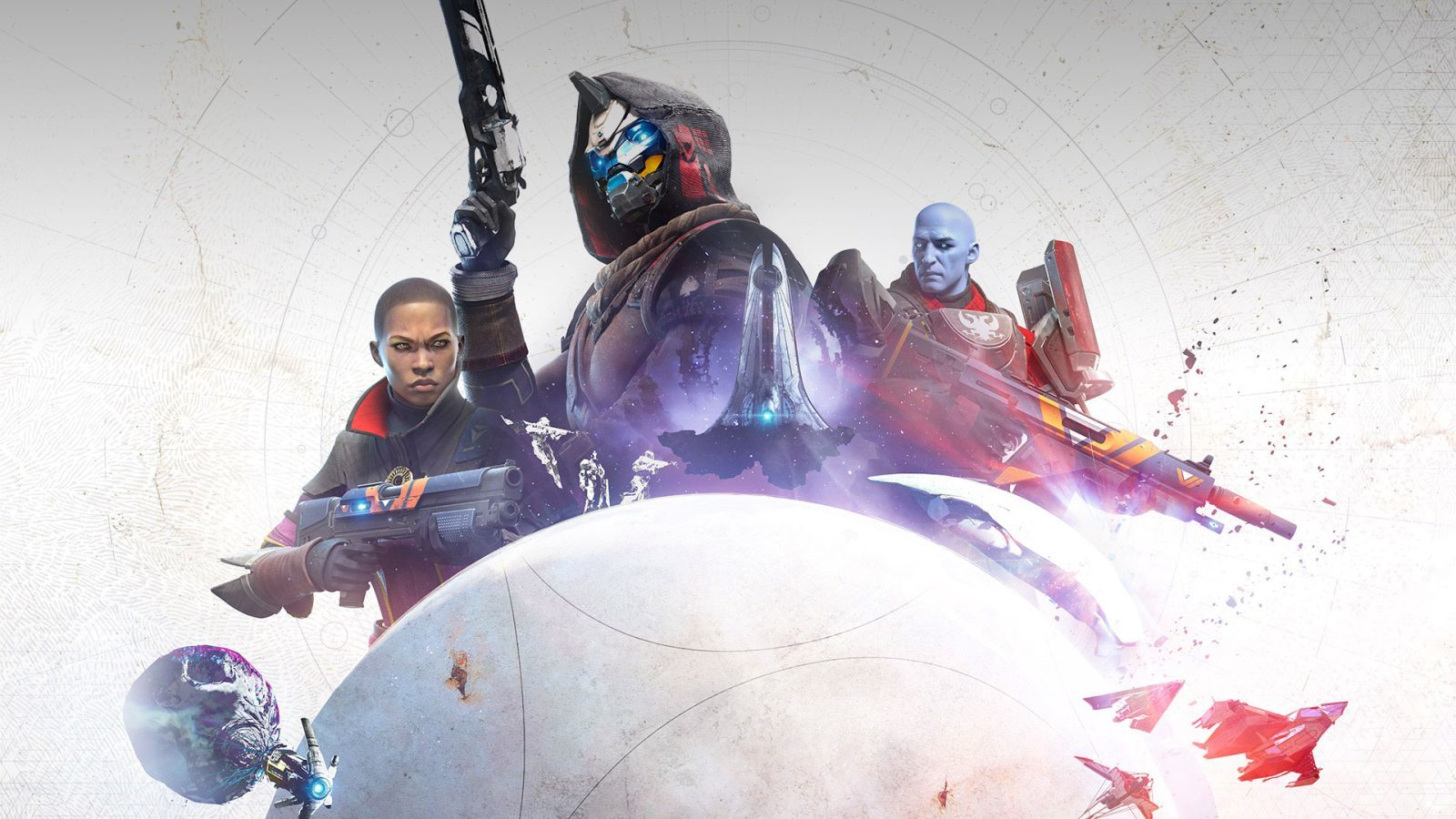 Destiny 2 cross play Activision Bungie downtime New Light Google Stadia