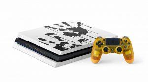 Death Stranding PS4 Pro