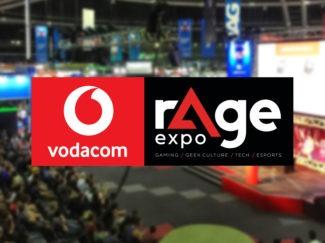 Vodacom rAge Expo 2019