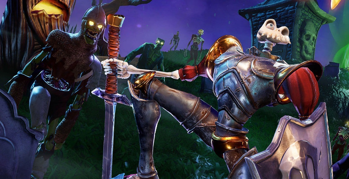 MediEvil Remake Demo Sony State of Play PS4