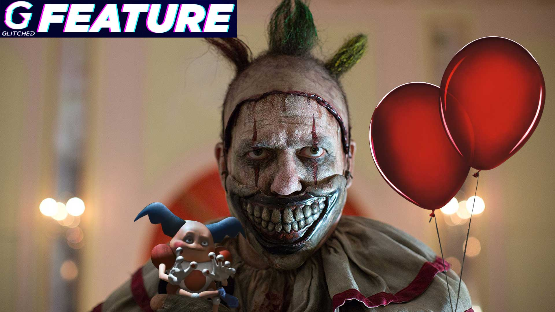 The Scariest Clowns in Movies, TV and Video Games