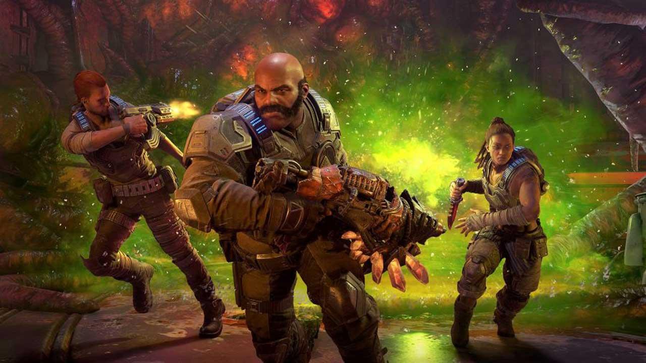 Gears 5 Xbox Game Studios Microsoft The Coalition Xbox Game Pass