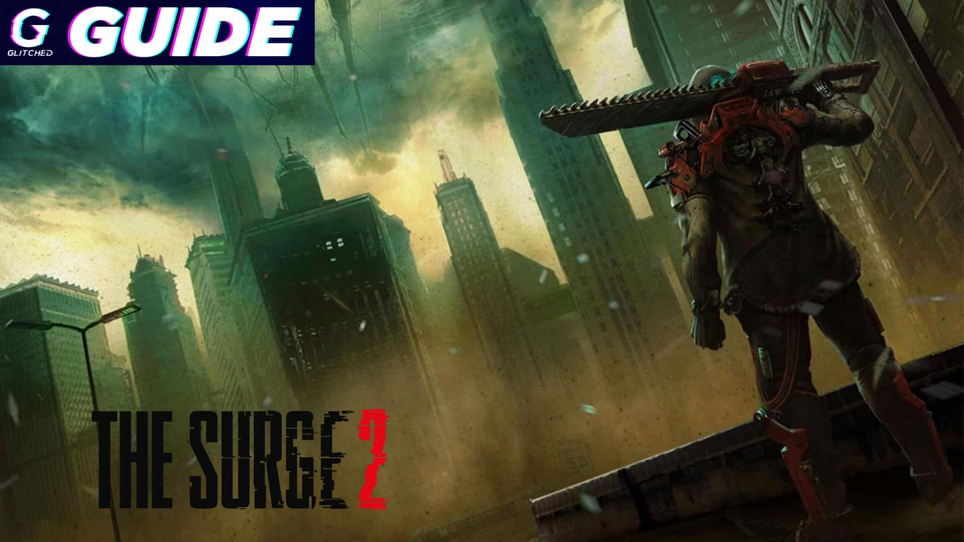 The Surge 2 boss guide brother eli Deck13 Focus Home Interactive