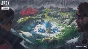 Apex Legends Season 3 Crypto World's Edge