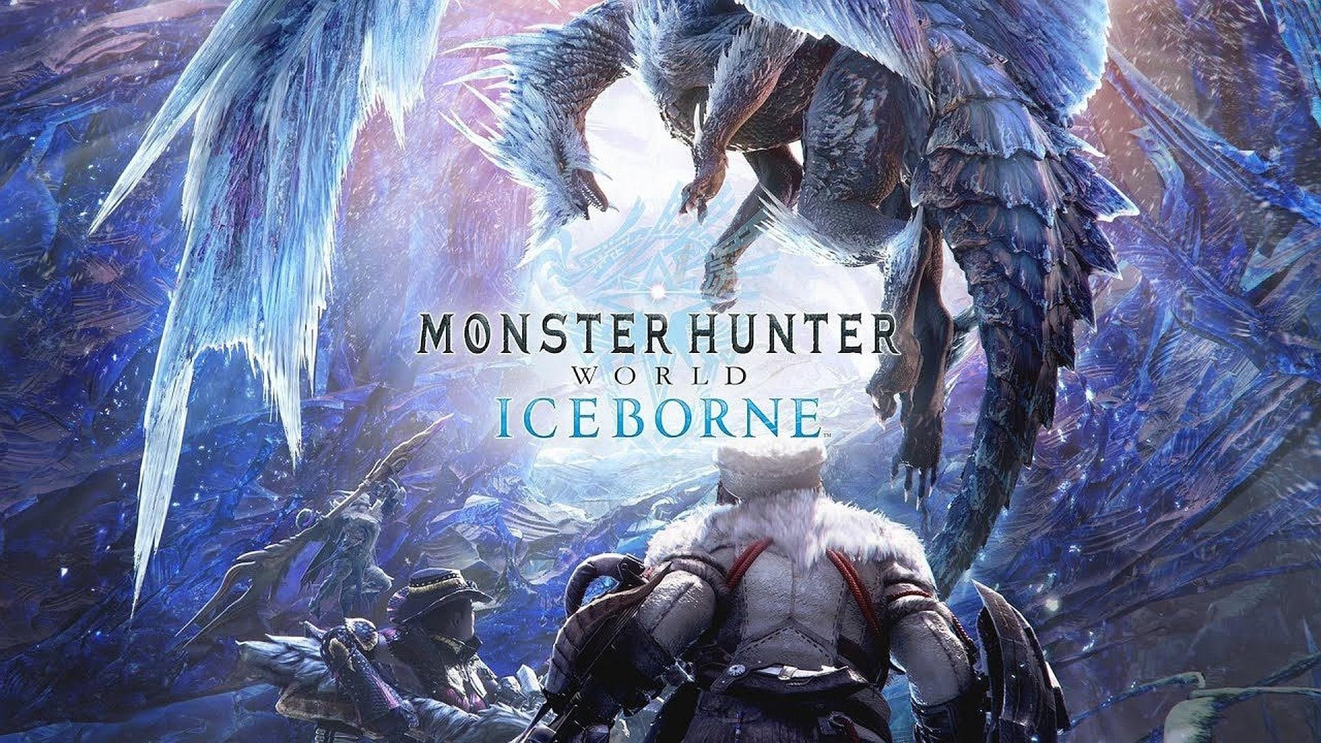 monster hunter world wallpaper hd 1920x1080