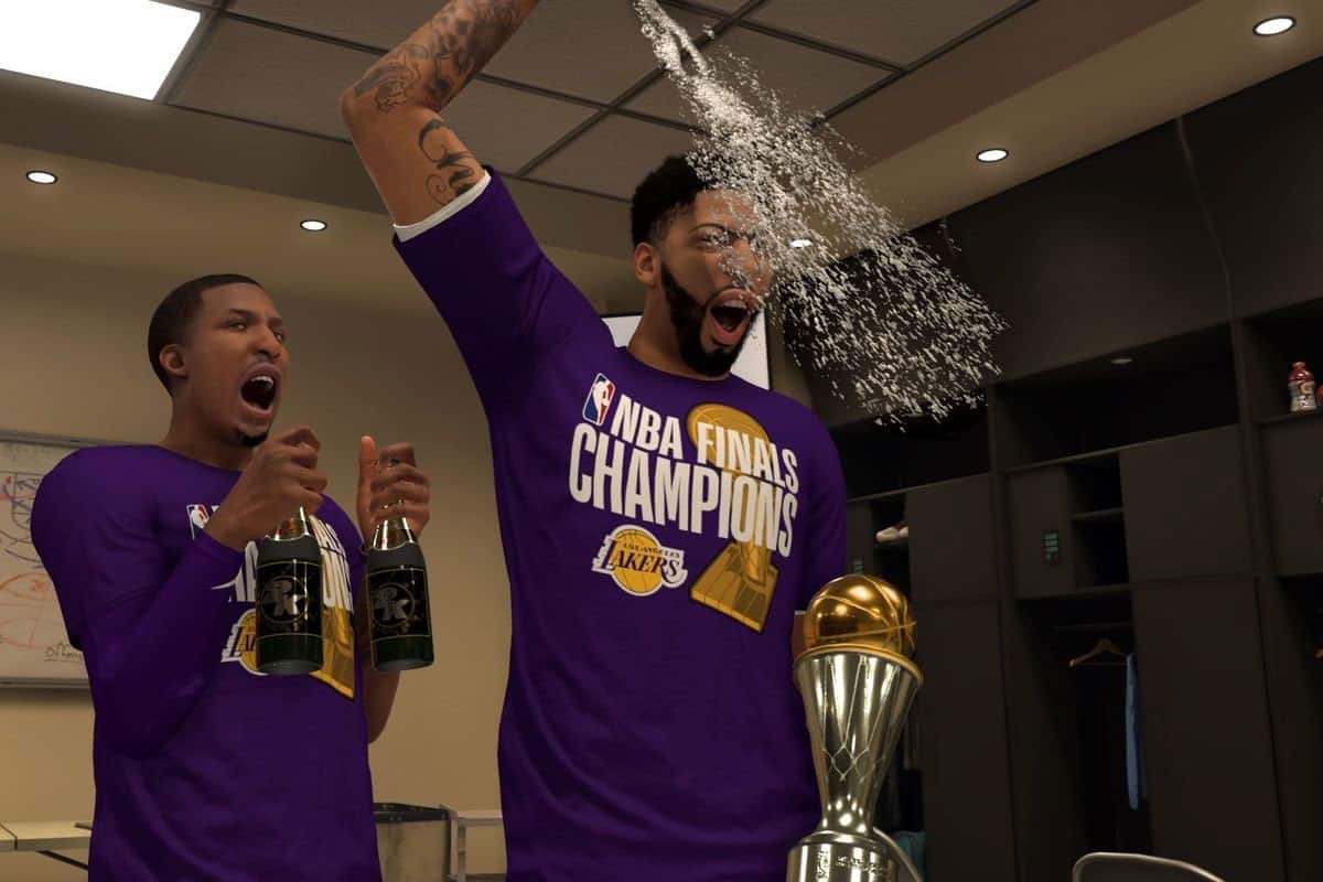 Nba 2k20 video game puts a virtual casino in players hands
