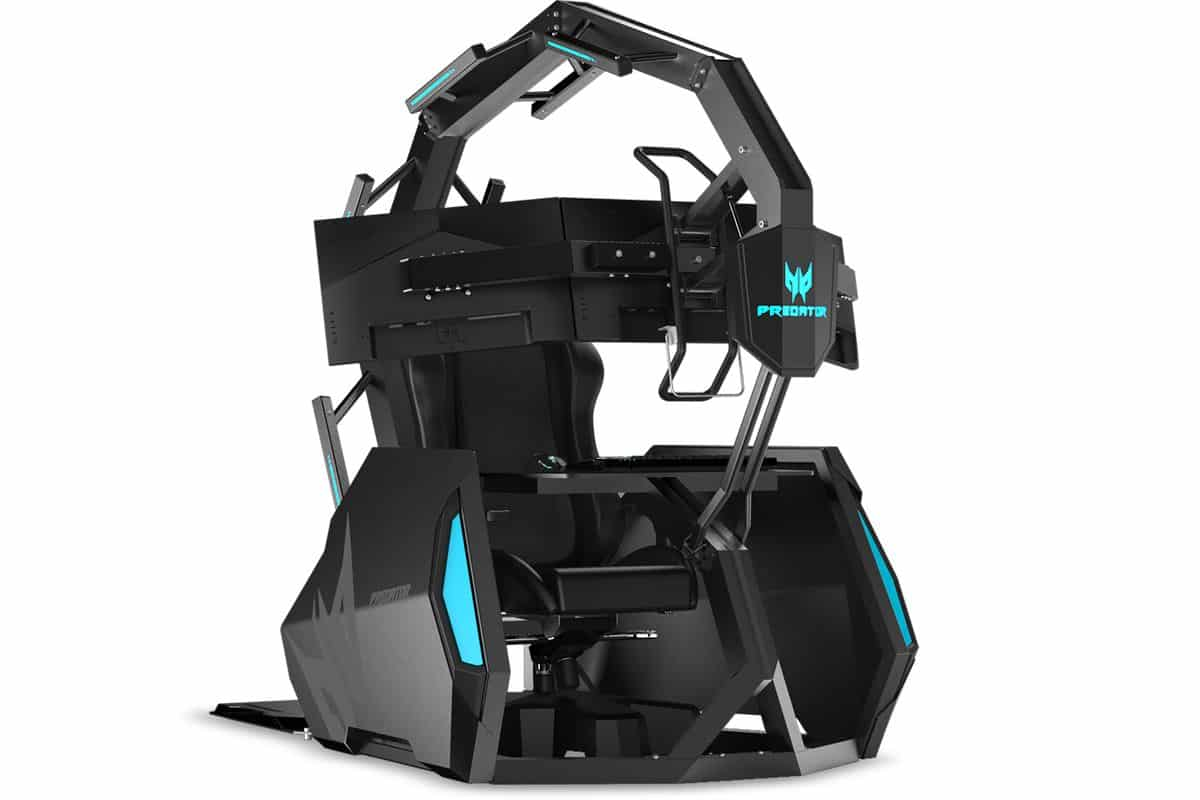 The Acer Thronos Air Gaming Chair Costs R250k Comes With