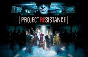 Project Resistance capcom resident evil Kawata Masachika