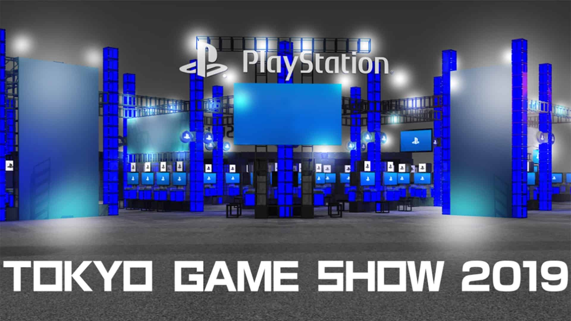 Sony Tokyo Game Show 2019 Games
