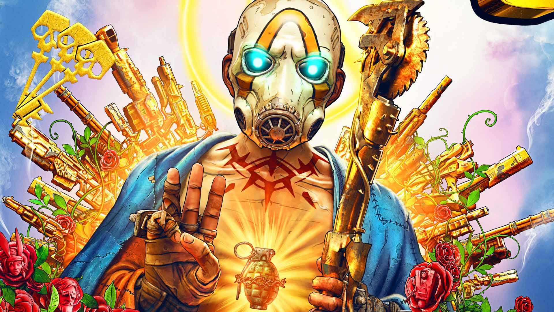Borderlands 3 Shift Codes Golden Keys