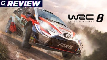 WRC 8 Fia World Rally Championship review