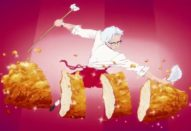I Love You Colonel Sanders! KFC Dating Sim Steam