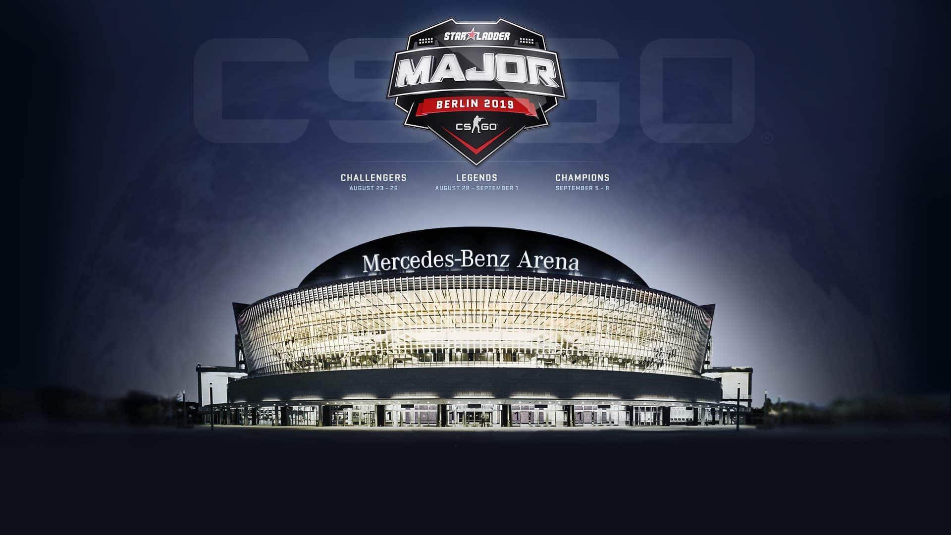 CS: GO StarLadder Berlin Major 2019 Champions Stage
