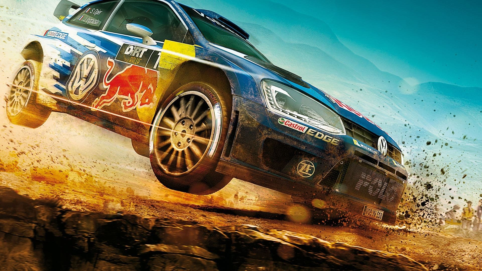 Free Game DiRT Rally