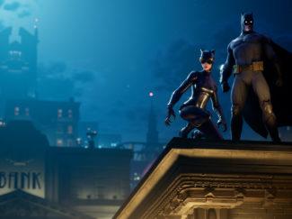 Fortnite X Batman Fortnite Party Hub Epic Games