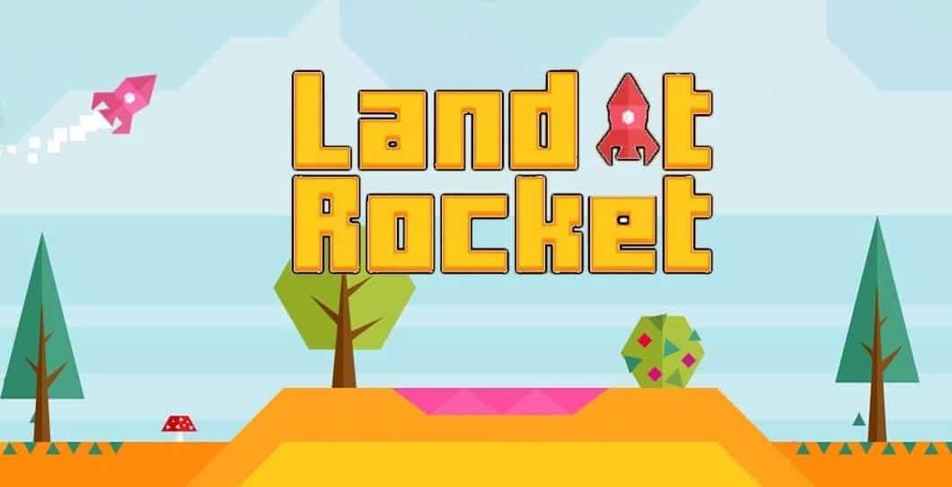 free game indiegala land it rocket