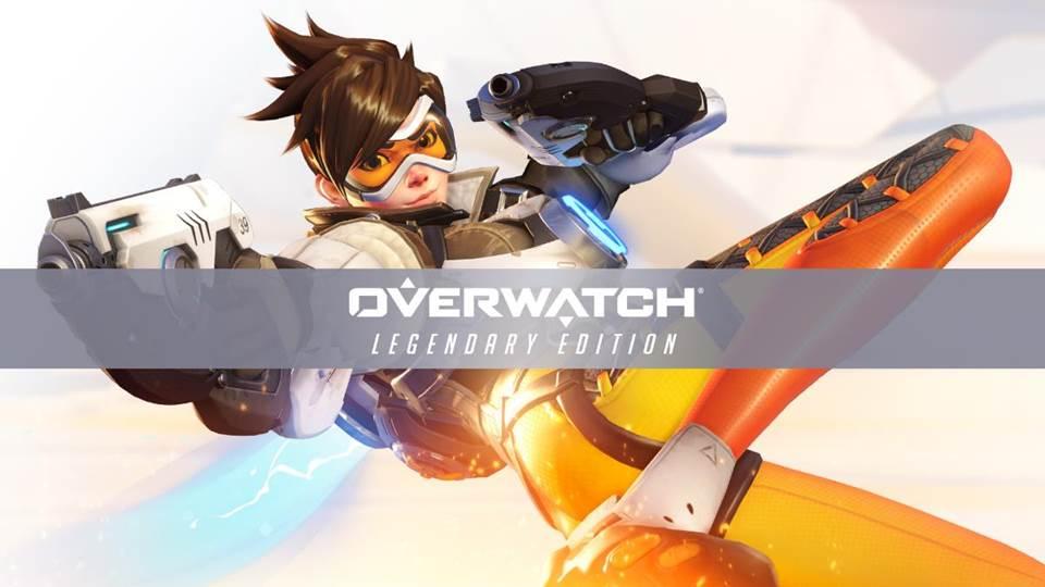 Blizzard Overwatch Nintendo Switch Blizzcon 2019