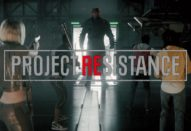 Project Resistance capcom matt walker resident evil