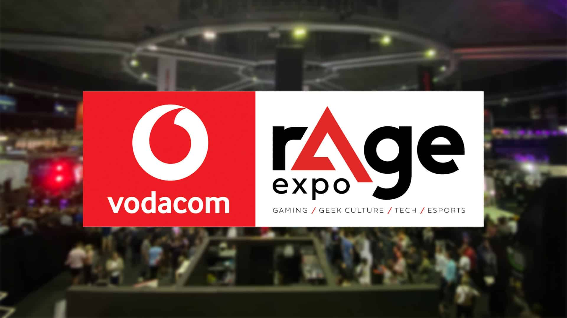 Vodacom rAge 2019 NAG LAN