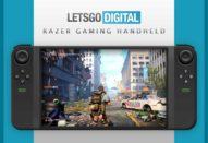 Nintendo Switch Razer Handheld Gaming Device