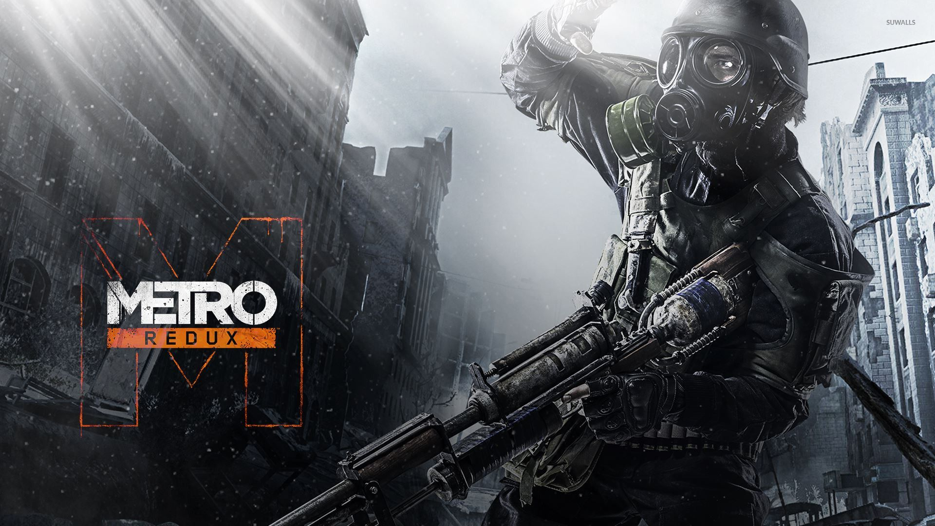 Epic Games Store Free Games Metro 2033 Redux Everything